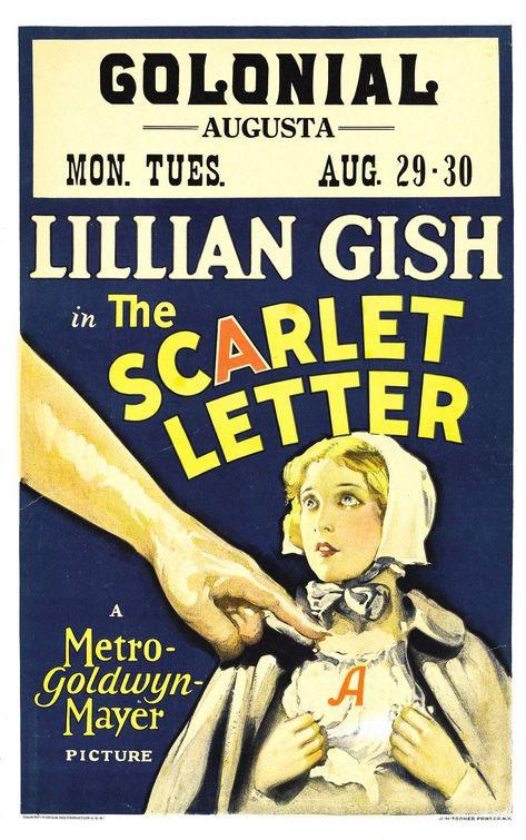 1926 The Scarlet Letter